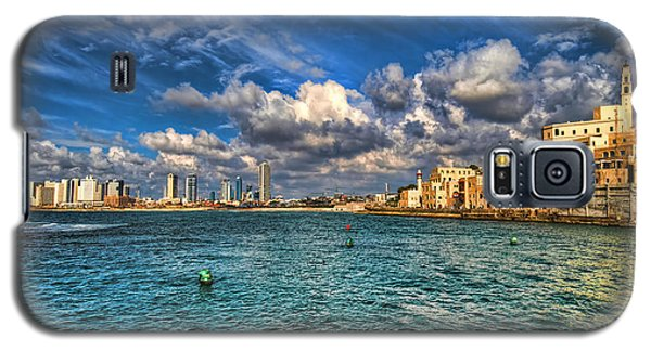 Tel Aviv Jaffa Shoreline Galaxy S5 Case