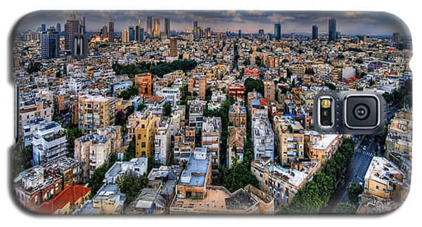 Tel Aviv Lookout Galaxy S5 Case