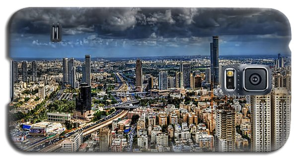 Tel Aviv Love Galaxy S5 Case