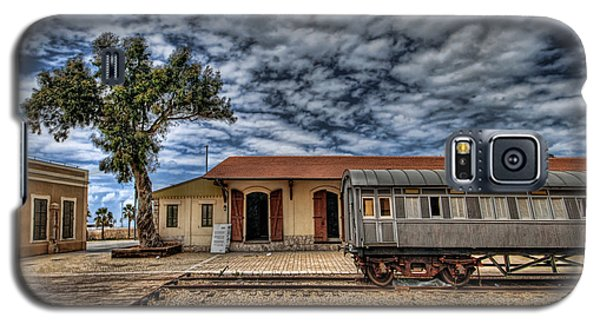 Tel Aviv Old Railway Station Galaxy S5 Case