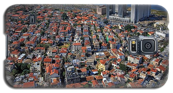 Tel Aviv - The First Neighboorhoods Galaxy S5 Case