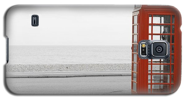 Telephone Booth Galaxy S5 Case