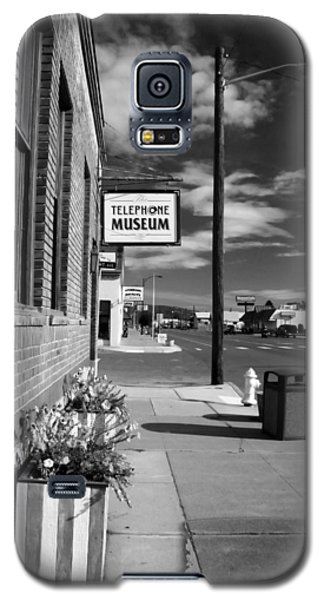 Telephone Museum Galaxy S5 Case