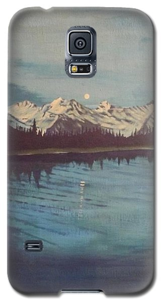 Telequana Lk Ak Galaxy S5 Case by Terry Frederick