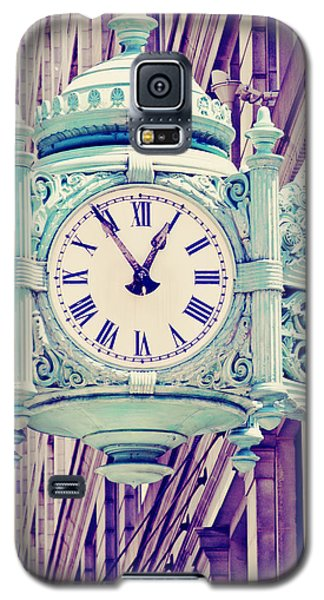 Telling Time Galaxy S5 Case