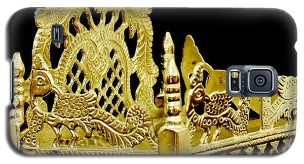 Temple Art - Brass Handicraft Galaxy S5 Case