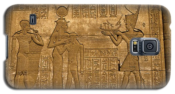 Temple At Denderah Egypt Galaxy S5 Case