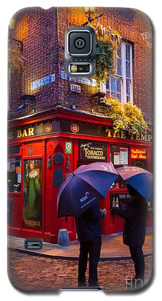Temple Bar Galaxy S5 Case