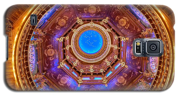 Temple Ceiling Galaxy S5 Case