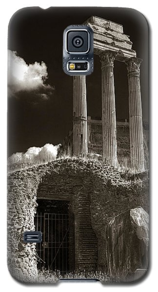 Temple Of Castor And Polux Galaxy S5 Case