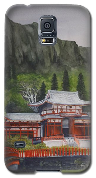 Temple Of Equality Galaxy S5 Case by Suzette Kallen