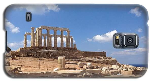 Temple Of Poseidon Galaxy S5 Case