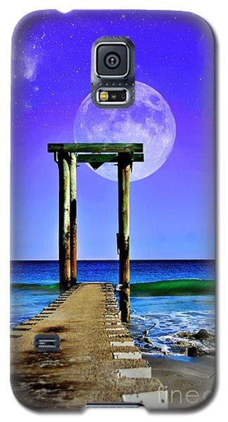 Temple Of The Atlantic Galaxy S5 Case