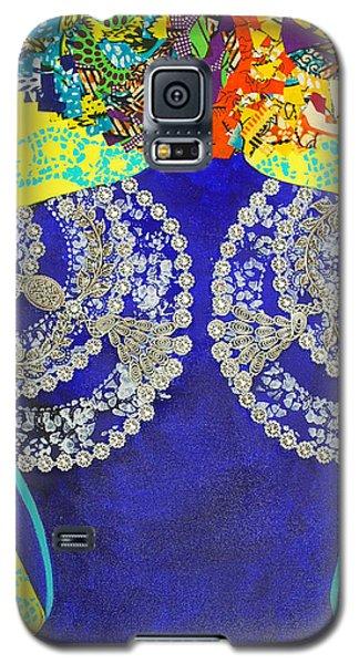 Temple Of The Goddess Eye Vol 3 Galaxy S5 Case