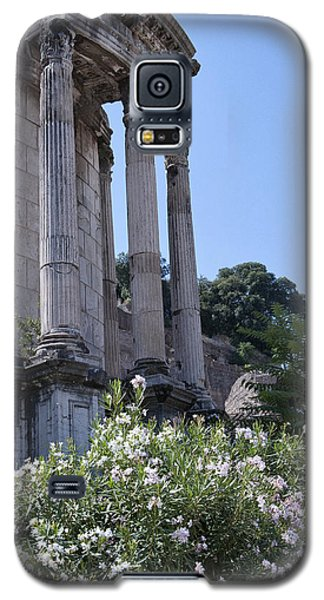 Temple Of Vesta Galaxy S5 Case by Melany Sarafis