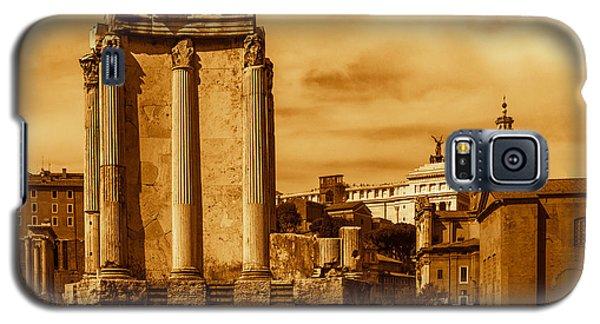 Temple Of Vesta Galaxy S5 Case