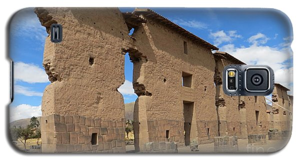 Temple Of Wiracocha Galaxy S5 Case