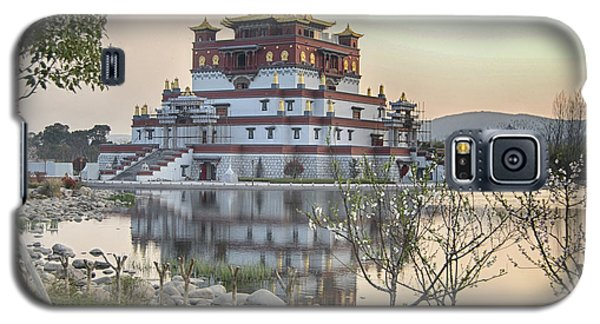 Temple Wuxi China Color Galaxy S5 Case