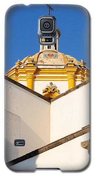 Templo De La Merced Guadalajara Mexico Galaxy S5 Case by David Perry Lawrence