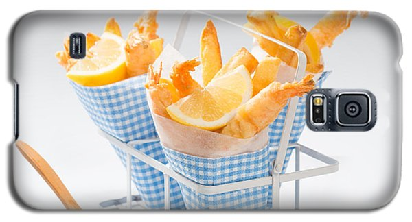 Tempura Prawns Galaxy S5 Case