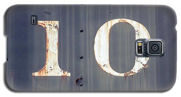 ten Galaxy S5 Case by Takeshi Okada