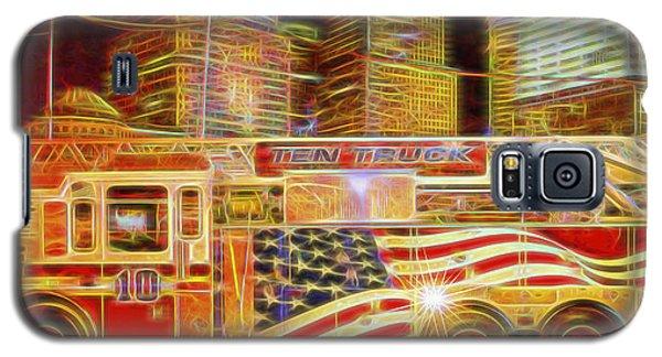 Ten Truck Galaxy S5 Case