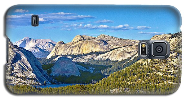 Tenaya Lake From Olmsted Point In Evening Galaxy S5 Case