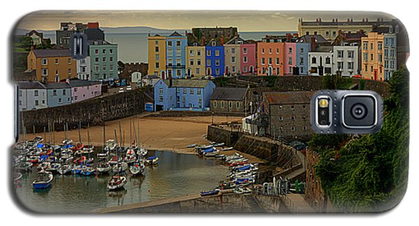 Tenby Harbour In The Morning Galaxy S5 Case