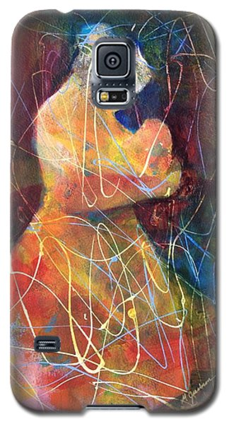 Tender Moment Galaxy S5 Case by Marilyn Jacobson