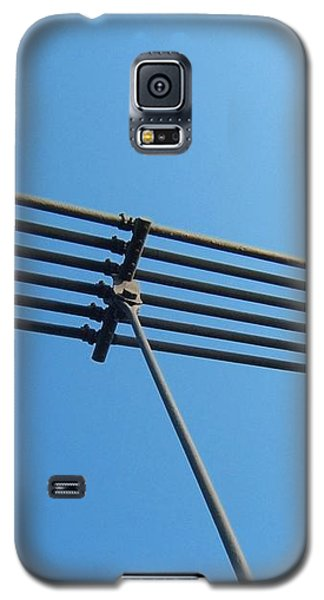 Tendu Sur Le Ciel Galaxy S5 Case by Marc Philippe Joly
