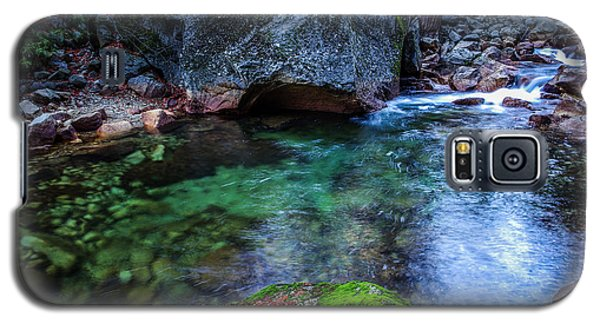 Teneya Creek Yosemite National Park Galaxy S5 Case by Scott McGuire