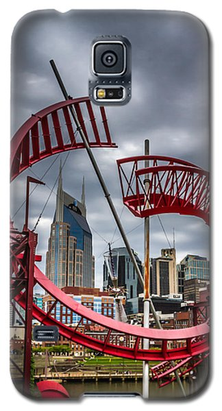 Tennessee - Nashville Through Sculpture Galaxy S5 Case
