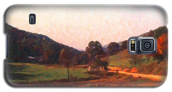 Galaxy S5 Case featuring the digital art Tennessee Road by Spyder Webb