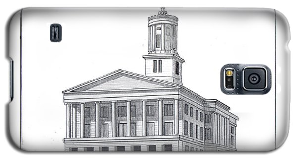 Tennessee State Capitol Galaxy S5 Case