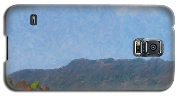 Galaxy S5 Case featuring the digital art Tennessee Stud by Spyder Webb