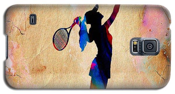 Tennis Match Galaxy S5 Case