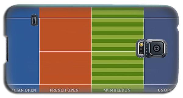 Tennis Player-s Dream Galaxy S5 Case by Carlos Vieira