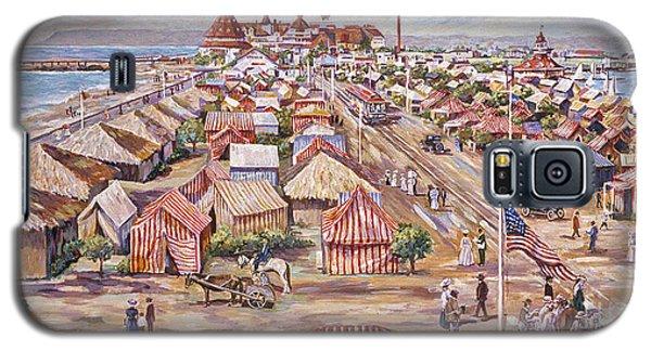 Tent City Galaxy S5 Case