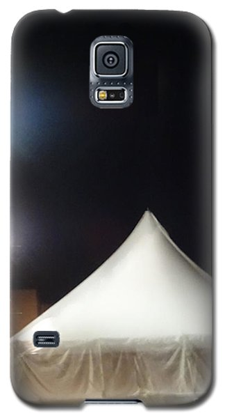 Tent Galaxy S5 Case
