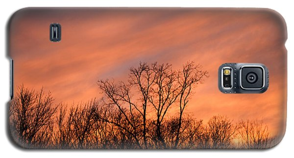 Galaxy S5 Case featuring the photograph Tequila Sunset by Bill Swartwout