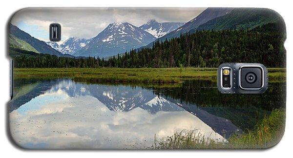 Tern Lake Alaska Galaxy S5 Case