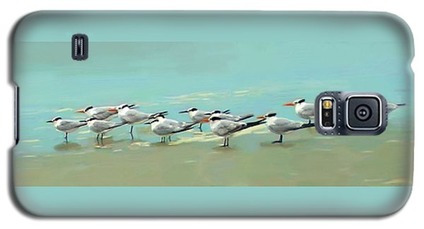Tern Tern Tern Galaxy S5 Case