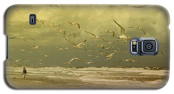 Terns In The Clouds Galaxy S5 Case