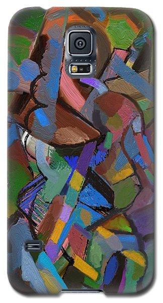 Terra Galaxy S5 Case by Clyde Semler