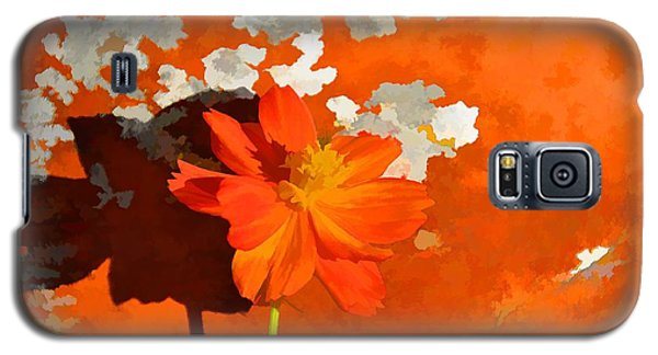 Terra Cotta Shadows Galaxy S5 Case by Jan Amiss Photography