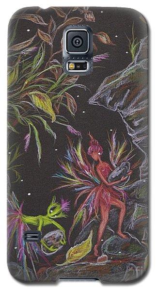 Terra Galaxy S5 Case by Dawn Fairies