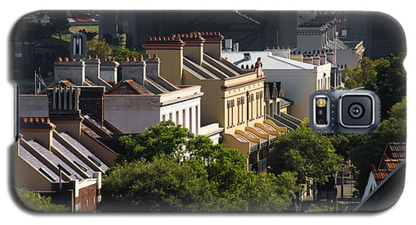 Terrace Houses In The Rocks Area Of Sydney Galaxy S5 Case