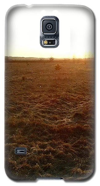 Galaxy S5 Case featuring the photograph Terre Dormante by Marc Philippe Joly