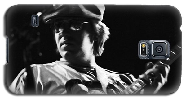Terry Kath At The Cow Palace In 1976 Galaxy S5 Case by Ben Upham
