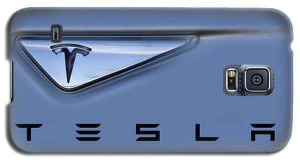 Tesla Artwork Galaxy S5 Case